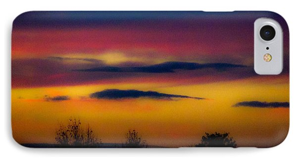 Sunset Serenity Phone Case by Joe Bledsoe