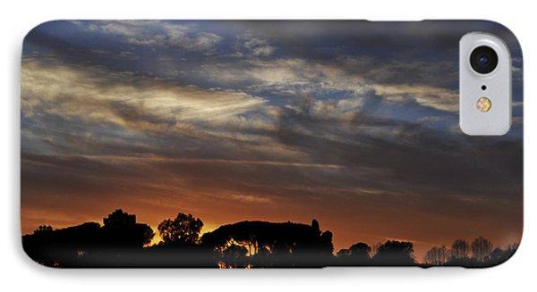 Sunset IPhone Case by Simona Ghidini