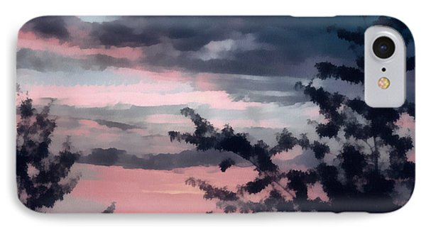 Sunset Skies IPhone Case