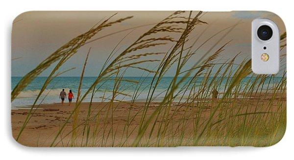 Sunset Stroll IPhone Case by Lynda Dawson-Youngclaus
