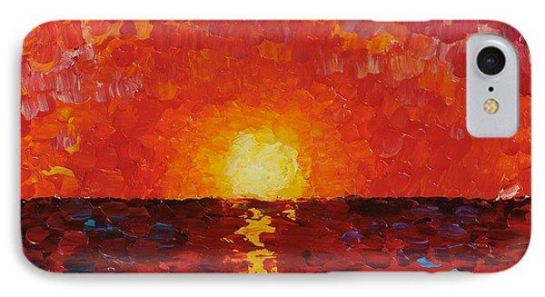 Sunset Phone Case by Teresa Wegrzyn