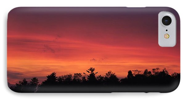 Sunset Tones IPhone Case