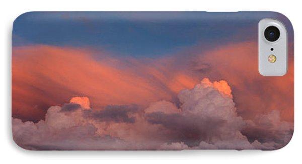 Sunset Ut Usa IPhone Case