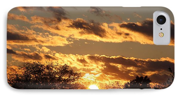 IPhone Case featuring the photograph Sunset by Vadim Levin