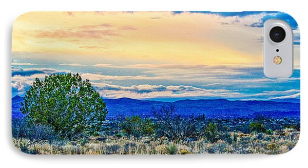 Sunset Verde Valley Arizona IPhone Case