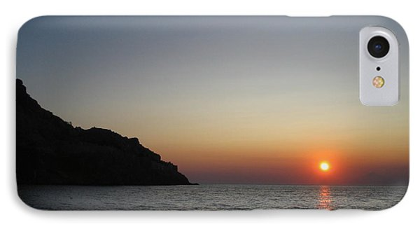 IPhone Case featuring the photograph Sunset by Vicki Spindler