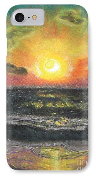 Sunset Phone Case by Victor Berelovich