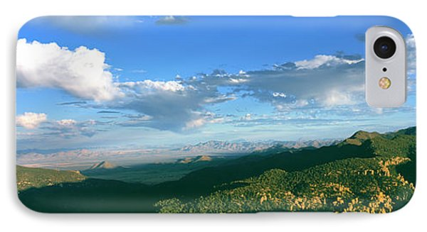 Sunset View From Massai Point IPhone Case