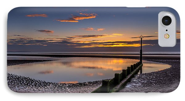Sunset Wales Phone Case by Adrian Evans
