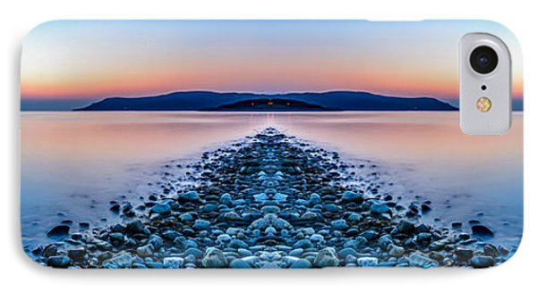 Sunset Way IPhone Case by Adrian Evans