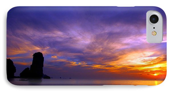Sunsets And Beaches Phone Case by Kaleidoscopik Photography