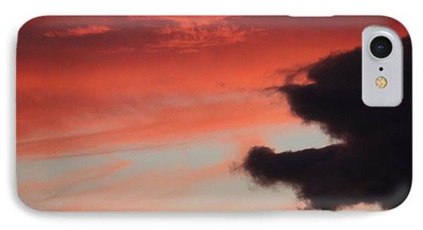 Sunset's Fire IPhone Case by Patricia Hiltz