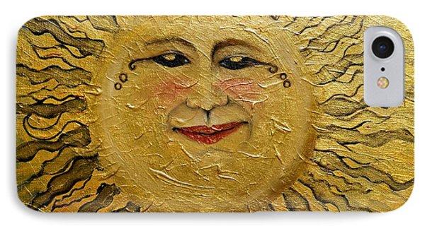 Sunshine 2012 IPhone Case