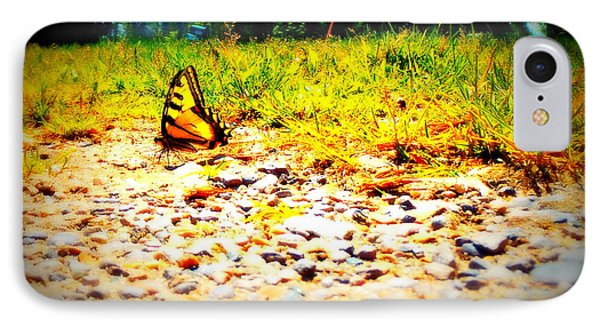 Sunshine Butterfly IPhone Case