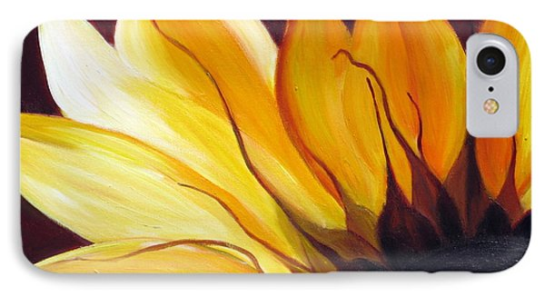 IPhone Case featuring the painting Sunshine by Sheri  Chakamian