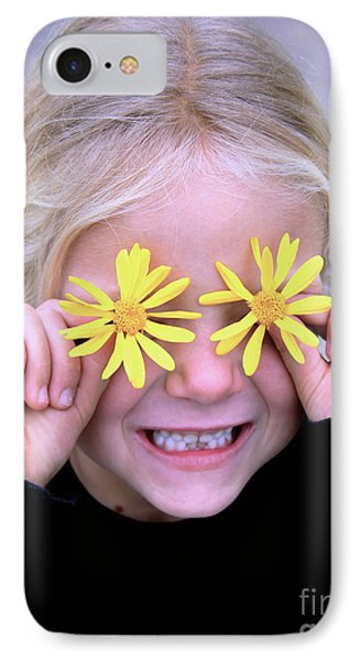 Sunshine Smile IPhone Case