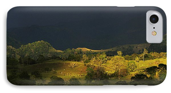 Sunspot After The Storm Phone Case by Heiko Koehrer-Wagner