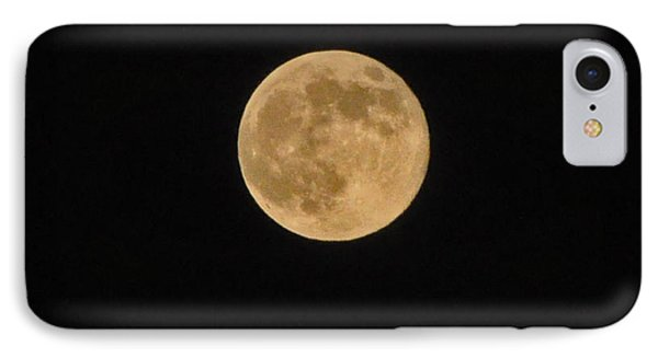 Super Moon 8 10 14 IPhone Case by Jay Milo