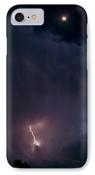 Supercell Moon IPhone Case