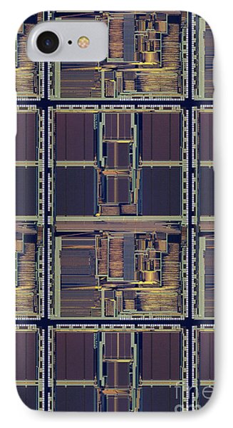 Supercomputer On A Chip IPhone Case