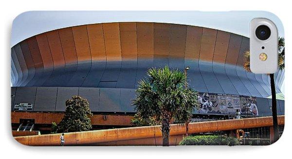 Superdome Phone Case by Steve Harrington