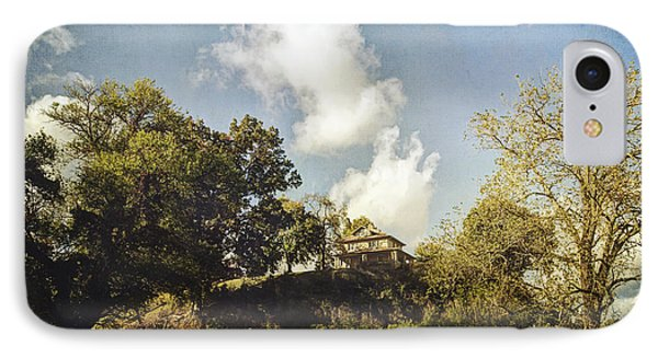 Superintendent's House IPhone Case by Joan McCool
