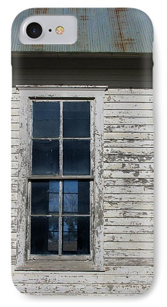 Superior Schoolhouse Window IPhone Case