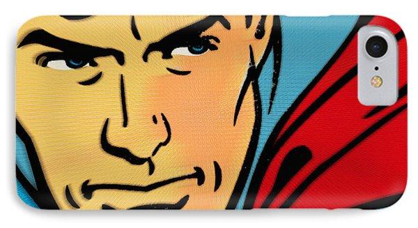 Superman Pop IPhone Case