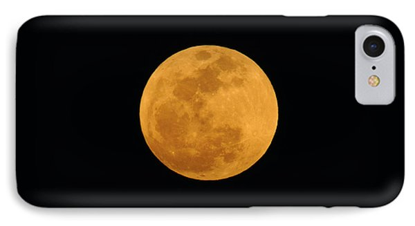 IPhone Case featuring the photograph Supermoon by Bradford Martin