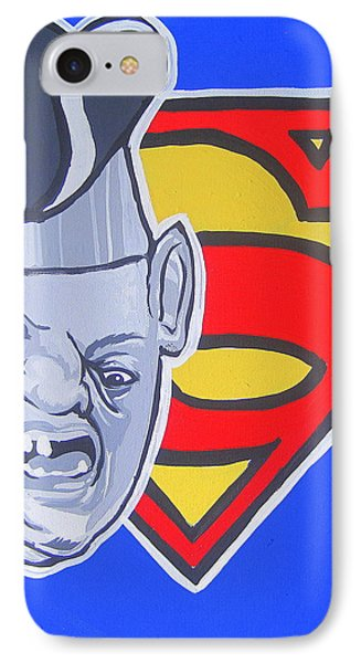 Supersloth Phone Case by Gary Niles