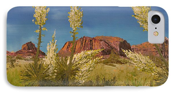 Superstition Mountain Phone Case by Jack Hedges