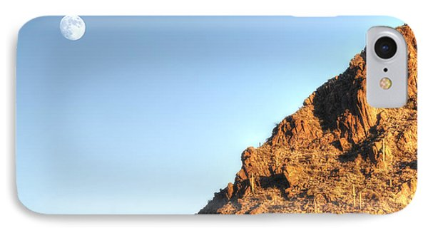 Superstition Mountain IPhone Case