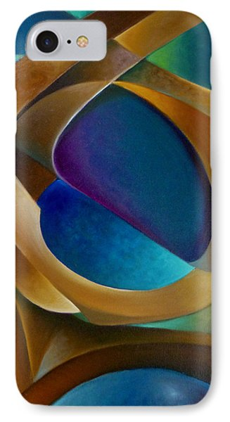 Support IPhone Case by Claudia Goodell