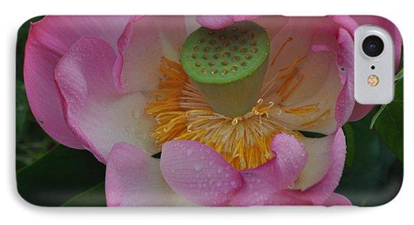 Supreme Lotus IPhone Case