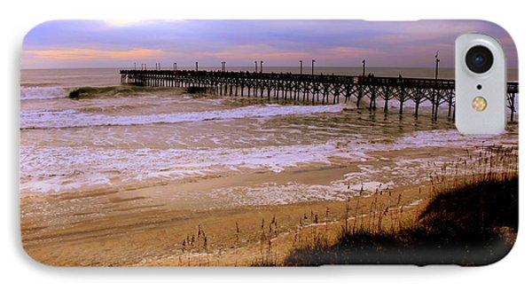 Surf City Pier IPhone Case