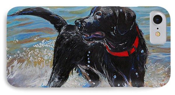 Surf Pup IPhone Case