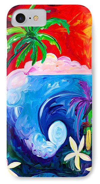 Surf Spot Phone Case by Beth Cooper