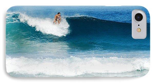 Surfer Dsc_1330 Phone Case by Michael Peychich