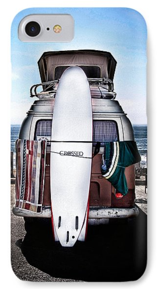 Surfer IPhone Case by James David Phenicie