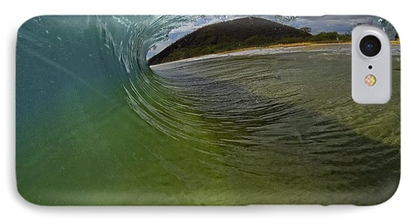 Surfers View Phone Case by Brad Scott