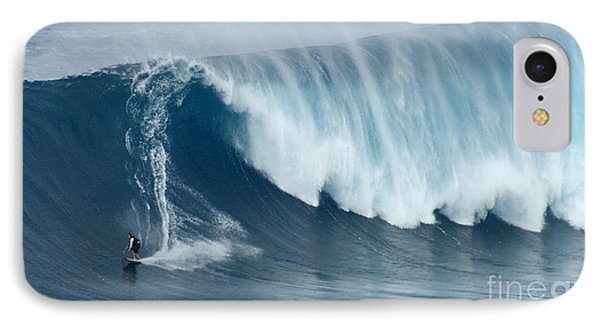Surfing Jaws 5 Phone Case by Bob Christopher