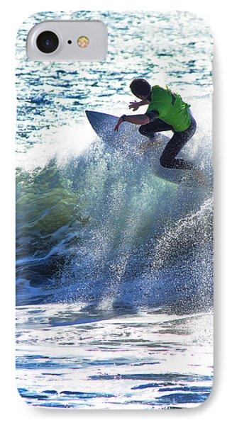 Surfing Rincon II IPhone Case