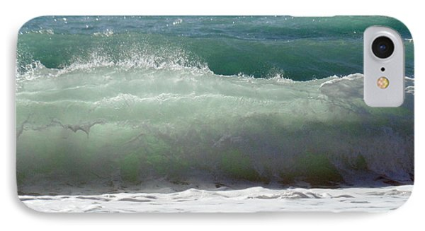 IPhone Case featuring the photograph Surf's-up by Rod Jones