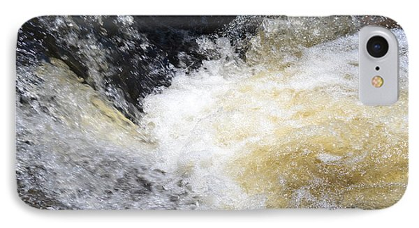 IPhone Case featuring the photograph Surging Waters by Tara Potts