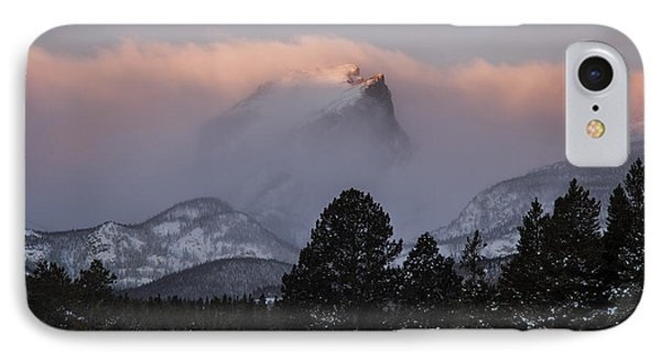 Surmounting The Dawn IPhone Case by Morris  McClung