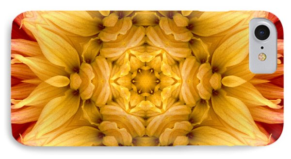 Surreal Flower No.4 IPhone Case