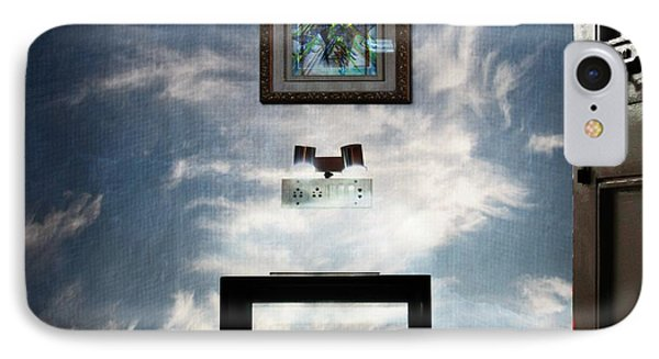 Surreal Living Room Phone Case by Laxmikant Chaware