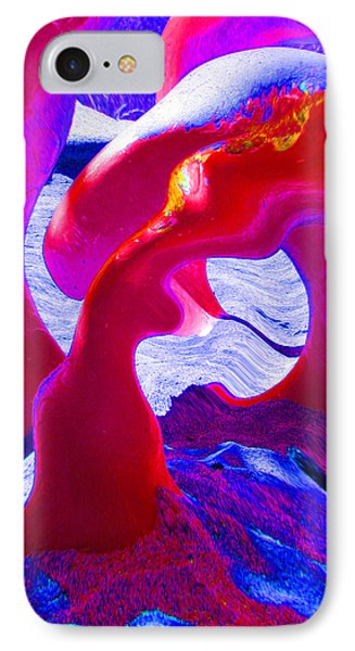 Surreal Sea Serpent Phone Case by Art Block Collections