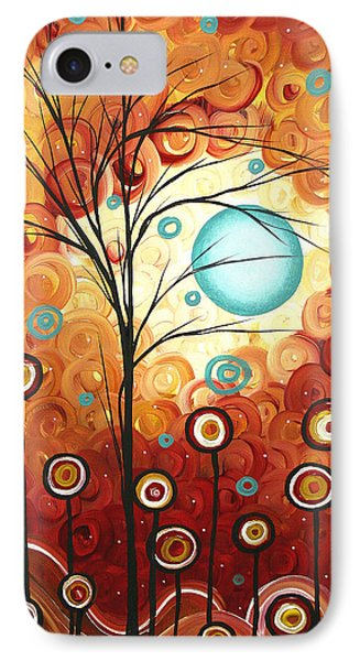 Surrounded By Love By Madart Phone Case by Megan Duncanson
