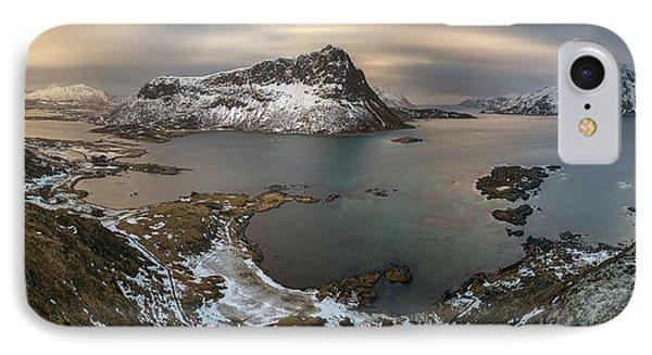 Surroundings Of Offersoykamen IPhone Case by Panoramic Images